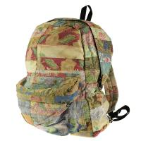 Patchwork backpack 40x40cm
