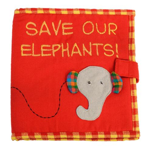 Cloth playbook, save our elephants