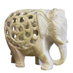 Gorara undercut elephant 11cm height