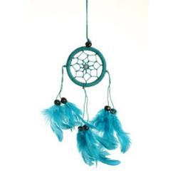 Dreamcatcher 5cm green