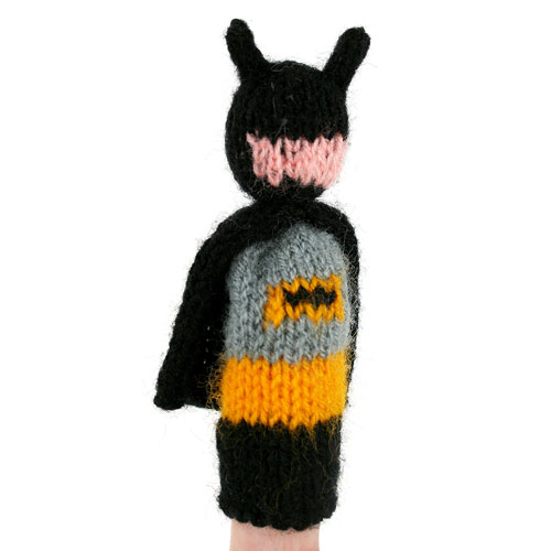 Finger puppet batman