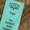 Incense sticks Yoga