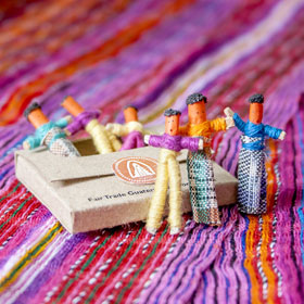 Worry Dolls & Stress Balls