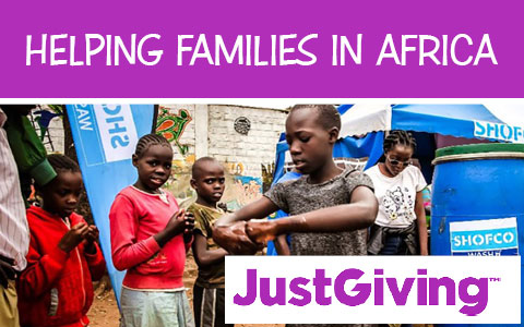 Helping families in Africa