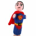 Finger puppet superman