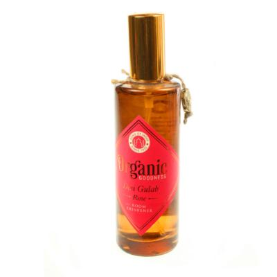 Room freshener Organic Goodness, Desi Gulab Rose, 100ml