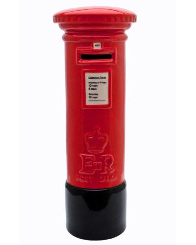 Postbox Moneybox **