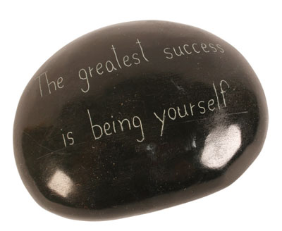 Paperweight - 'the greatest success...'