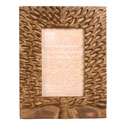 "Frame mango wood tree of life 6x4"" photo"