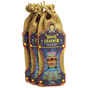 Incense and holder in jute bag Snake Charmer **