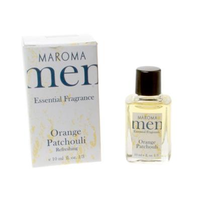 Men's fragrance, orange patchouli 10ml