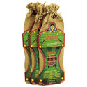 Incense and holder in jute bag Masala **