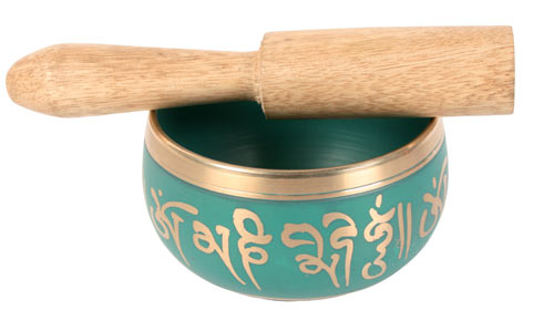 Singing bowl turquoise 250g
