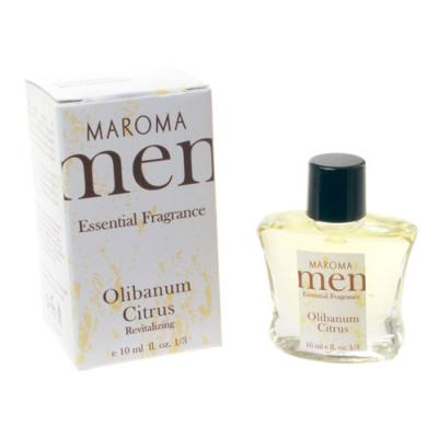Men's fragrance, olibanum citrus 10ml