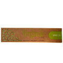 Incense, Organic Goodness, vanilla