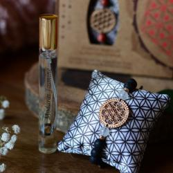 Scented bracelet + spray gift set, Organic Goodness, Madurai Jasmine