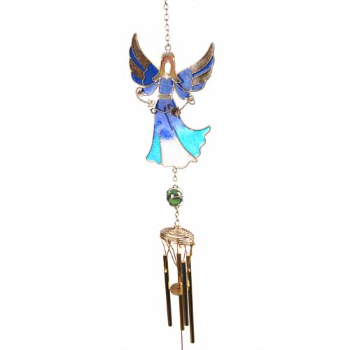 Chime, angel blue 70cm **