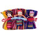 Worry doll 5.5cm with bag
