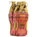 Incense and holder in jute bag Ganesha **