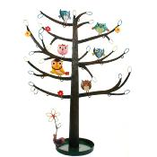 Jewellery Tree, Owls