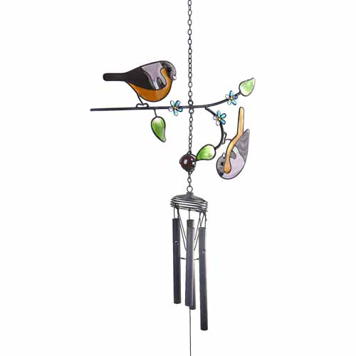 Chime, birds on branch 68cm **