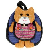 Rucksack cat, asstd colours **