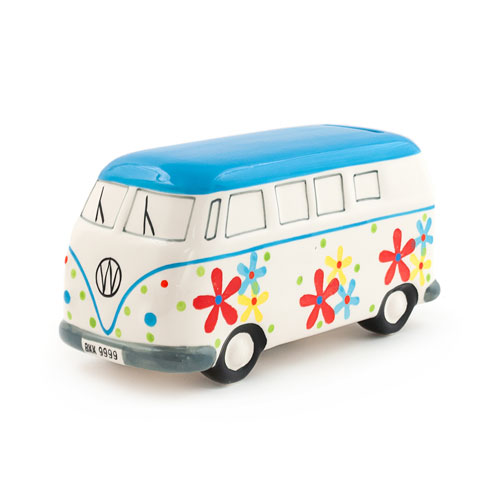 Moneybox campervan **