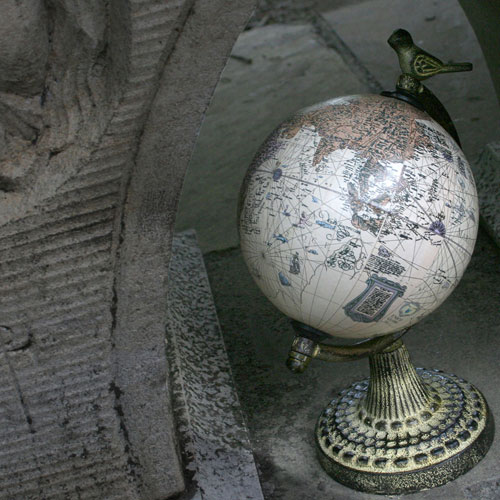 Globe decorative