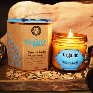 Organic Goodness Home Fragrance
