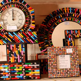 Recycled Crayon Products
